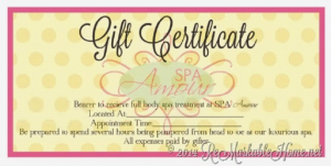 AuctionGiftCert